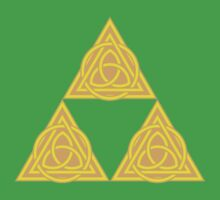 Celtic Triforce by IamSare