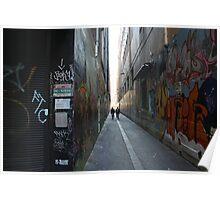 Laneway Poster