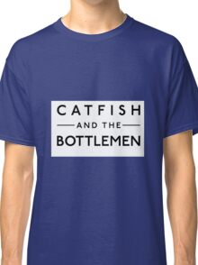 Catfish and The Bottlemen (Logo) Classic T-Shirt