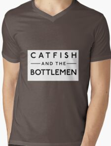 Catfish and The Bottlemen (Logo) Mens V-Neck T-Shirt