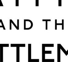 Catfish and The Bottlemen (Logo) Sticker