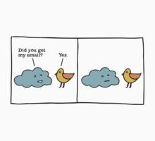 Cloud vs Bird by Web Directions