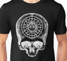 Astrology Skull Unisex T-Shirt