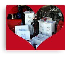 Valentine Gifts........ Canvas Print