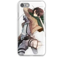 Levi Attacks iPhone Case/Skin