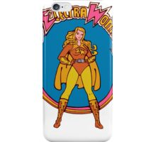 Electra Woman iPhone Case/Skin