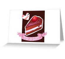 Treat Yo Self 2 Greeting Card