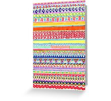 BUNCH OF PENCILS Greeting Card