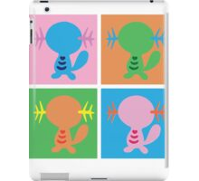 Warhol Wooper iPad Case/Skin