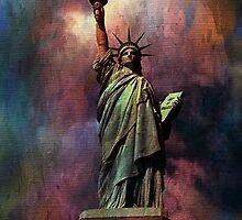 Lady Liberty by Bill Wynn
