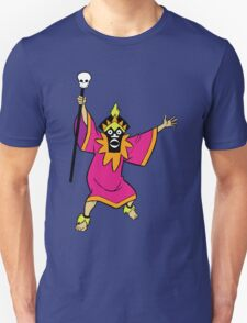 Scooby Doo Witch Doctor Villain Unisex T-Shirt
