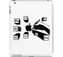 Adobe® Designer Suite—Black iPad Case/Skin