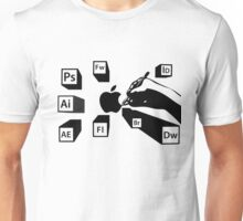 Adobe® Designer Suite—Black Unisex T-Shirt