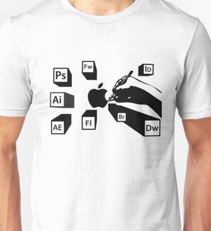 Adobe® Designer Suite—Black Unisex T-Shirt