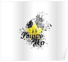 Power Up Poster