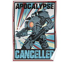 Apocalypse Cancelled Poster