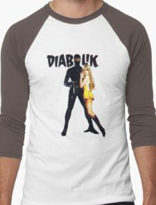 Danger Diabolik Men's Baseball ¾ T-Shirt