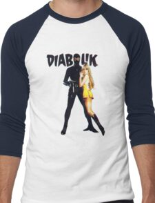 Danger Diabolik Men's Baseball ¾ T-Shirt