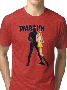 Danger Diabolik Tri-blend T-Shirt