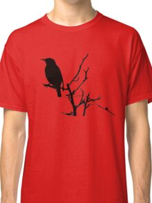 Little Birdy - Black Classic T-Shirt