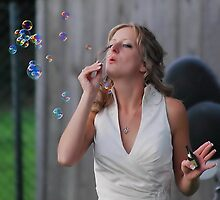 Bubble Bride by relayer51