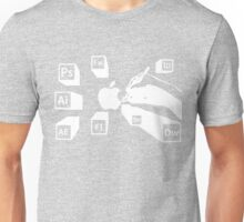 Adobe® Designer Suite—White Unisex T-Shirt