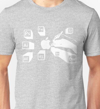 Adobe® Designer Suite—White Unisex T-Shirt