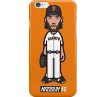 MadBum 40 iPhone Case/Skin