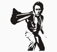 Dirty Harry by Cinemadelic