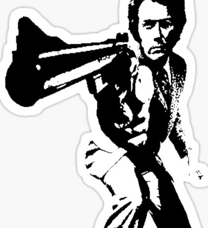 Dirty Harry Sticker
