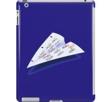 Paper Airplane 15 iPad Case/Skin