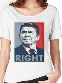 Ronald Reagan Women's Relaxed Fit T-Shirt