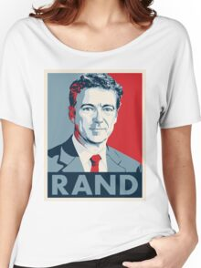Rand Paul Women's Relaxed Fit T-Shirt
