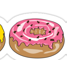 Donuts!! 2 Sticker