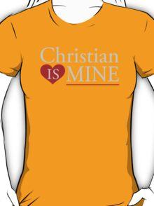 Christian is Mine T-Shirt