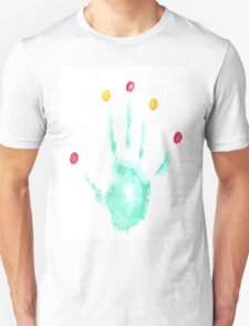Handy Christmas Tree T-Shirt