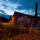 Moorlands Factory by Ed Stone