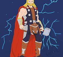 THOR by LupoZ