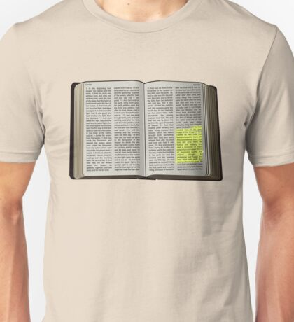 His Word Must Be Done T-Shirt