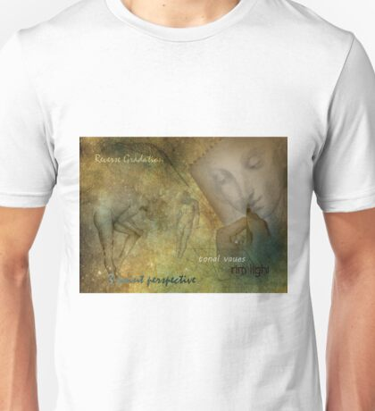 The Drawing Lesson Unisex T-Shirt