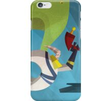 Bogey Incoming iPhone Case/Skin