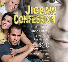 Jigsaw Confession by Mark Webster