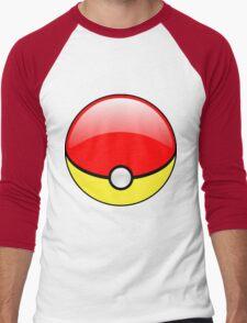 pokè sphere Men's Baseball ¾ T-Shirt