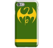 Iron Fist (Modern) iPhone Case/Skin