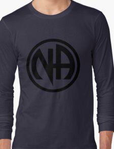 Narcotics Anonymous Black Long Sleeve T-Shirt