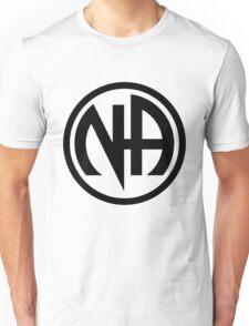 Narcotics Anonymous Black Unisex T-Shirt