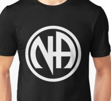 Narcotics Anonymous White Unisex T-Shirt