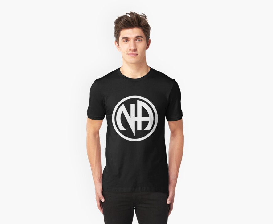 Narcotics Anonymous White by narcanon