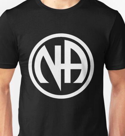 Narcotics Anonymous White Unisex T-Shirt