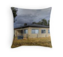 Wilber Cottage Throw Pillow